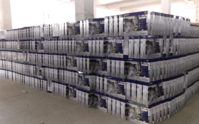 Stock of FANS – Brand New